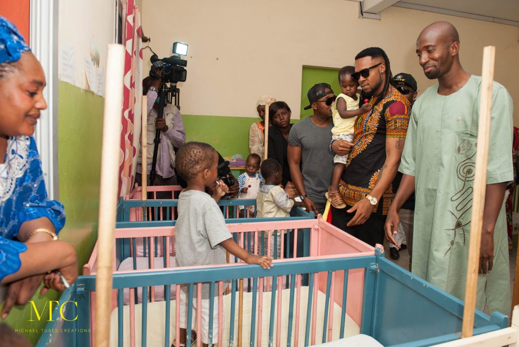 Flavour giving back in Mali during West African Tour