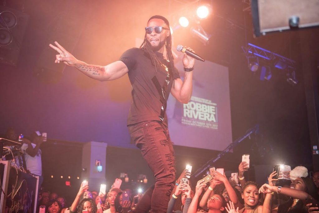 Flavour live in Calgary - October 2017