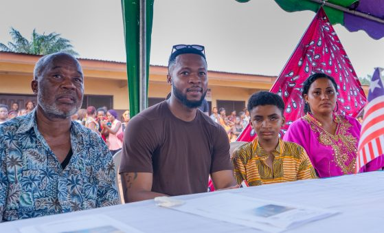 Flavour with Semah and his parents